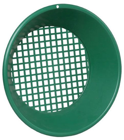 "GOLD PAN/CLASSIFIER 14"" SIFTER GARRETT"