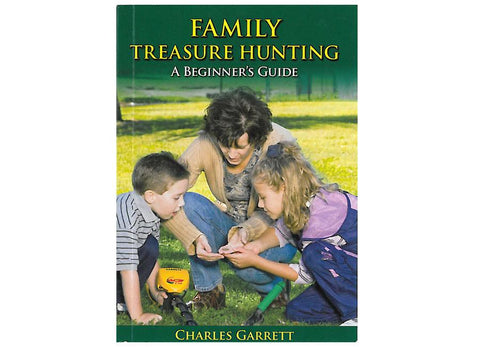 FAMILY TREASURE HUNT MINI BOOK