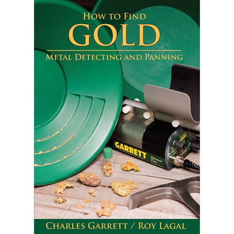 HOW TO FIND GOLD MINI BOOK