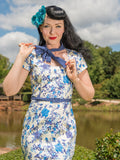 Bettie in China Doll by Cherry Bomb Vintage Couture