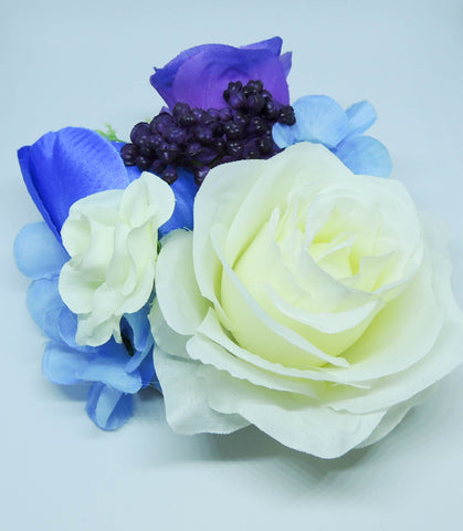 Handmade Posy Hairpiece