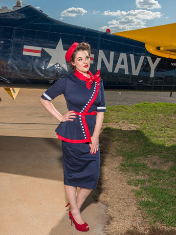 'Classic Navy' Hedy