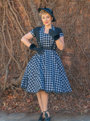 Audrey 'Perfect Plaid' Dress