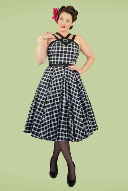 Brigitte 'Perfect Plaid'