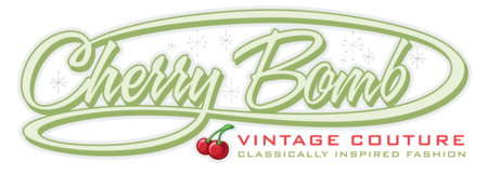 Cherry Bomb Vintage Couture