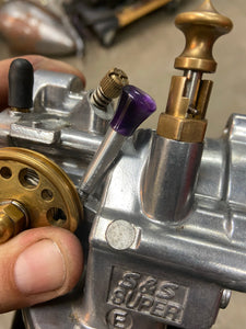 PREMIUM Wizard Sticks for S&S Carbs Custom Idle Adjusters