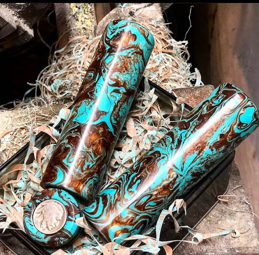 *LIMITED EDITION BOX SET* Tomahawk Turquoise