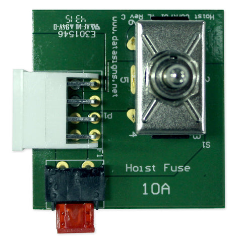 (010100108)  PTL Hoist Up/Down Switch