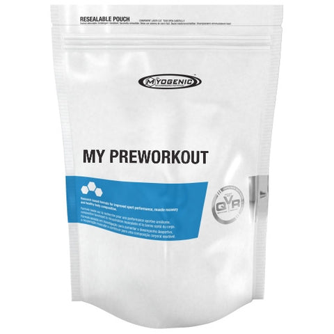 My Preworkout