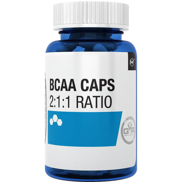 BCAA 2:1:1 Ratio Caps