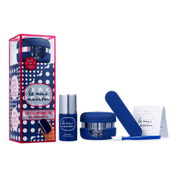 Midnight Blueberry - Gel Manicure Kit