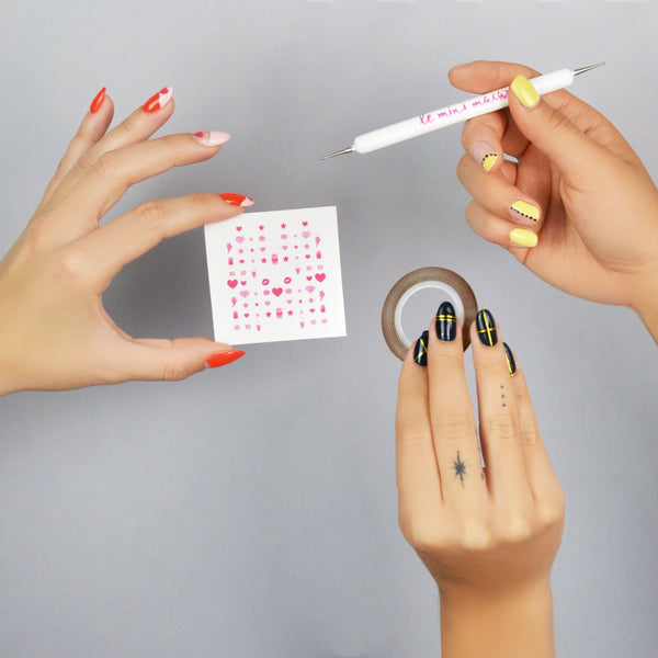 Nail Art Toolkit - Sweet Rebel