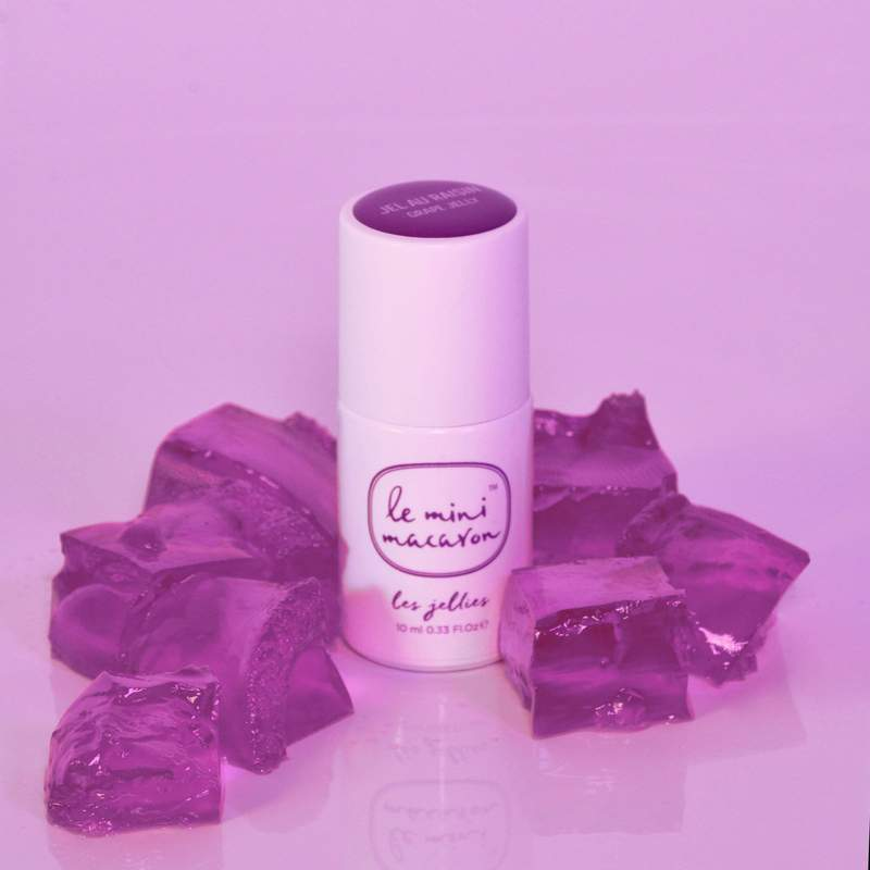 Grape Jelly Grape Jelly Gel Polish - Le Mini Macaron
