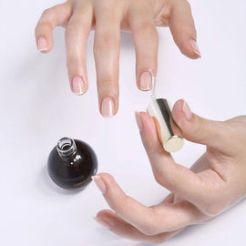 Lunegloss Black Jelly Nail Serum