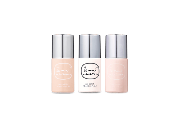 Nudes To Glow Trio