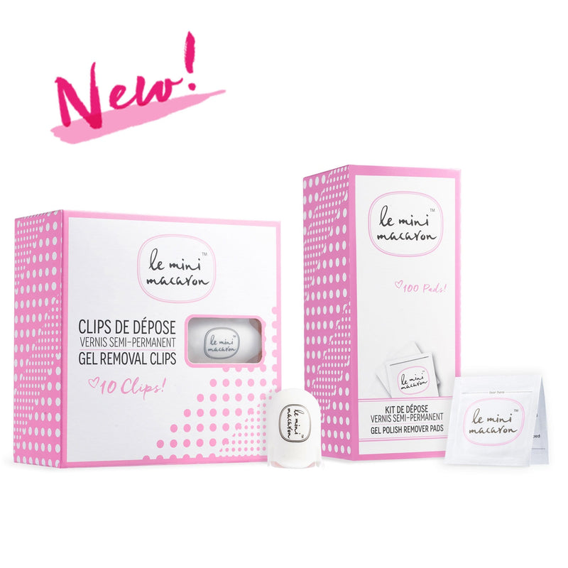 Gel Removal Bundle Le Mini Macaron
