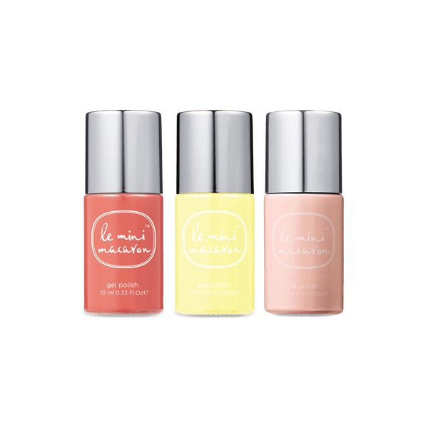 May Sunrise Trio of the month Le Mini Macaron