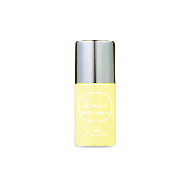 Lemon Sorbet Gel Nail Polish Le mini Macaron