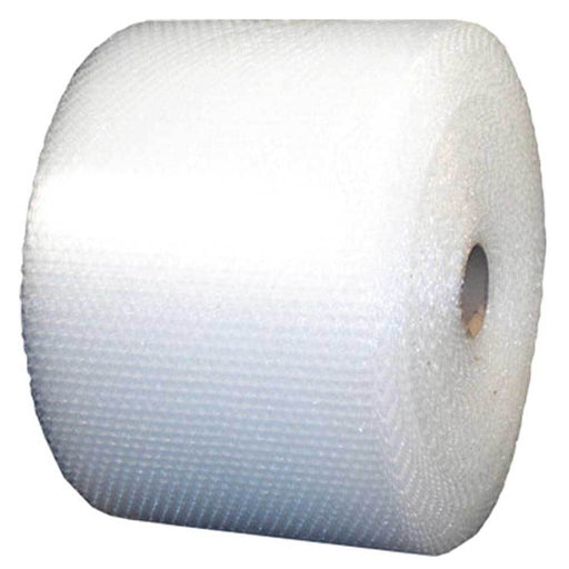 100m x 375mm Bubble Cushioning Wrap Roll Clear Eco P10 Protective Packaging Pack-Plant Soul-ozdingo