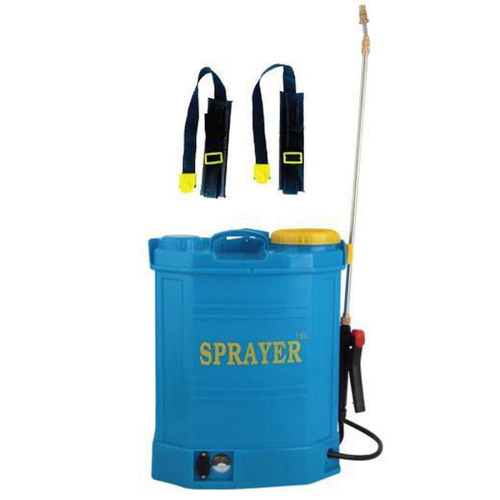 Rechargeable Garden Weed Sprayer 16L | Backpack Portable Electric Pressure Pump-Hardware Misc-Rooster Farms-ozdingo