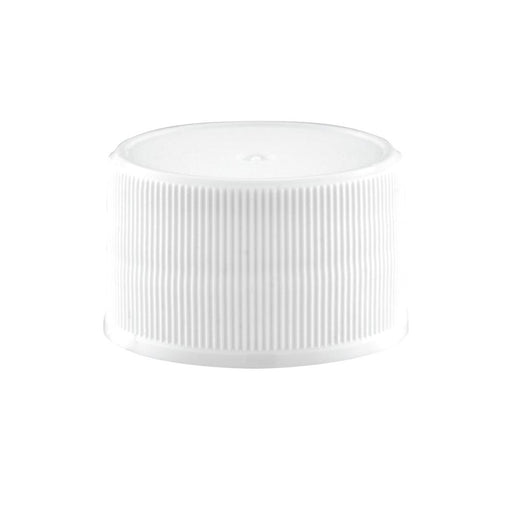 1L HDPE Clear Round Bottle Empty Plastic 28/410 White Screw Cap Food Storage-Eco Storage-ozdingo