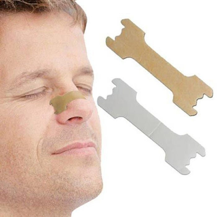 200 Nasal Strips Quality Anti Snoring Aid Snore Sleep Breath Breathe-Harmony Life-ozdingo