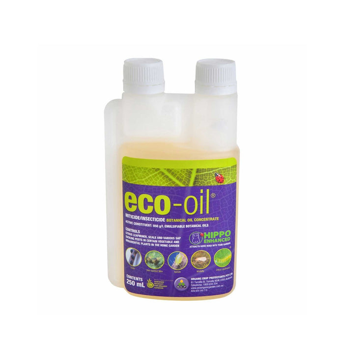 250ml Eco Pest Oil Organic Miticide Insecticide Botanical Plant Grub Concentrate