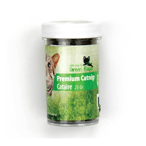 25g Premium Catnip Natural Cat Kitten Herb Grass Nepeta Cataria Toy All For Paws-All For Paws-ozdingo