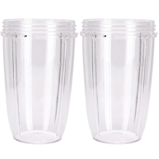 2X For Nutribullet Colossal Big Large Tall Cup 32 Oz - Nutri 600 & 900 Models-Unbranded-ozdingo