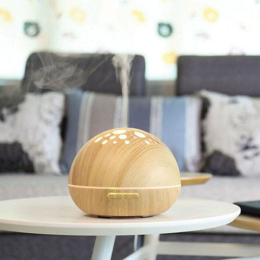 300ml Ultrasonic Essential Aroma Oil Diffuser Aromatherapy Electric Humidifier-GX Diffusers-ozdingo