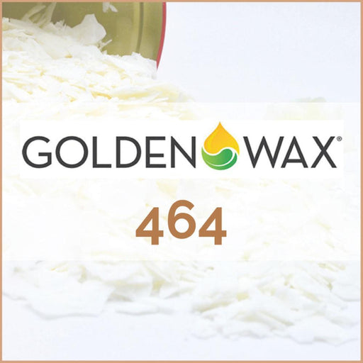 400g Golden 464 Soy Wax Flakes 100% Pure Natural DIY Candle Container Melts Chips-Golden Wax-ozdingo
