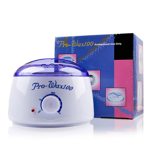 500ml Electric Wax Warmer Pot 0.5L Waxing Heater Hair Removal Paraffin Pro 100-Pro-Wax 100-ozdingo