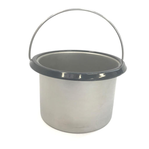 500ml Wax Pot Insert Lid Aluminium Replacement Part Container Pot Heater Warmer-Wax Supplies-ozdingo