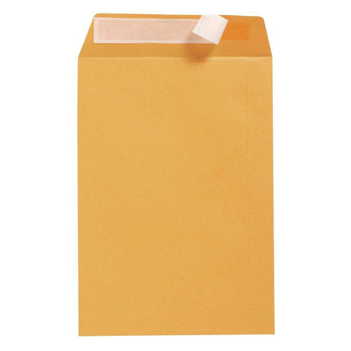 500x Gold DLX Envelope Cumberland Strip Seal 85GSM Plain Face Office Supplies-Cumberland-ozdingo