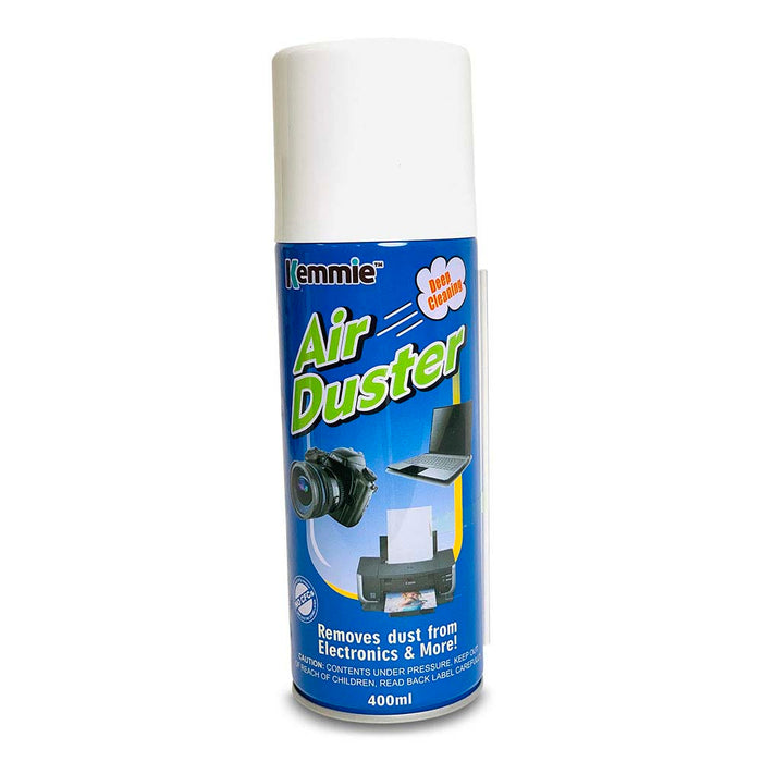 Compressed Air Duster Cleaner Spray Can Pressure Canned Computer Keyboard Clean