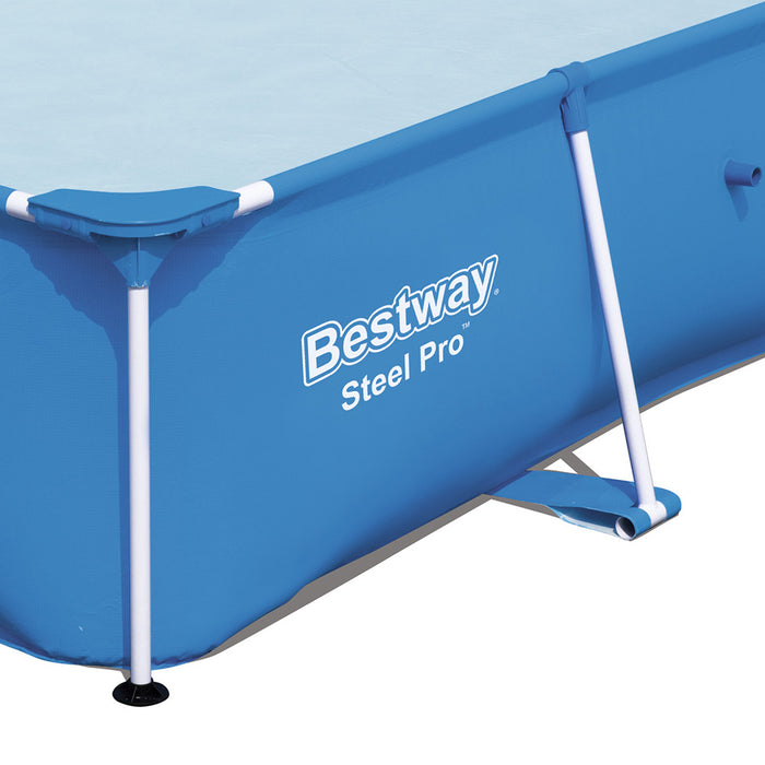 Bestway Rectangular Above Ground Swimming Pool