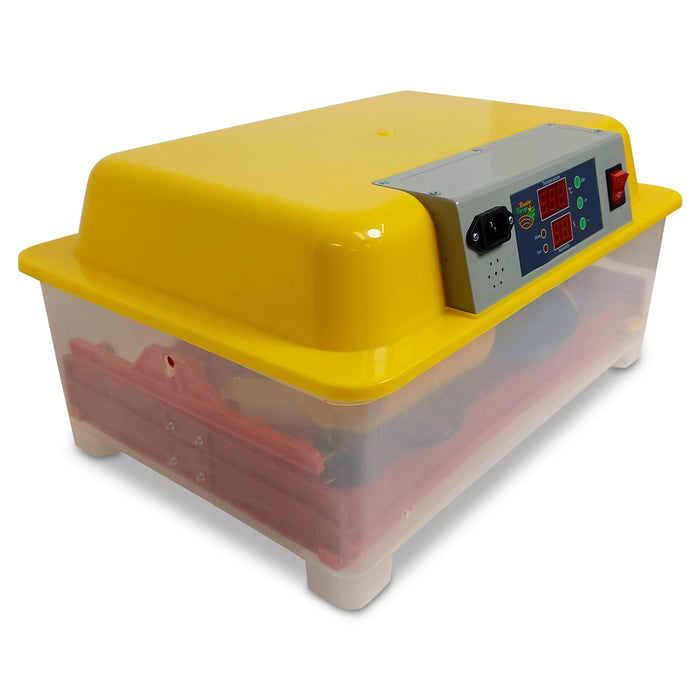 Automatic 24 Egg Incubator + Accessories Hatching Eggs Chicken Quail Duck