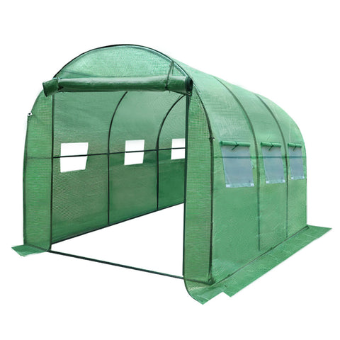 Green Fingers Walk In Greenhouse 3 x 2m