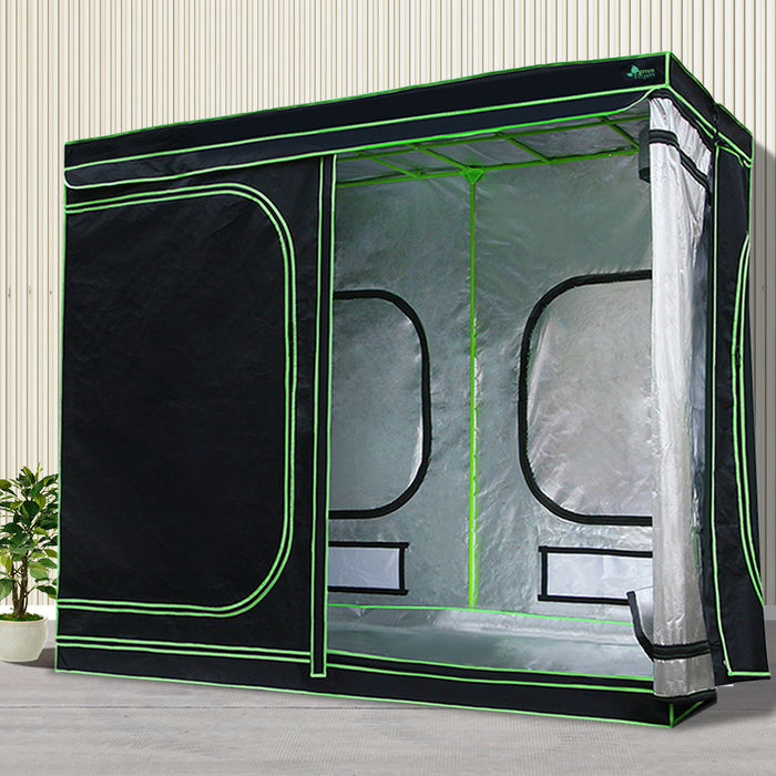 Green Fingers 240cm Hydroponic Grow Tent