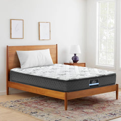 Giselle Bedding Single Size Pillow Top Foam Mattress