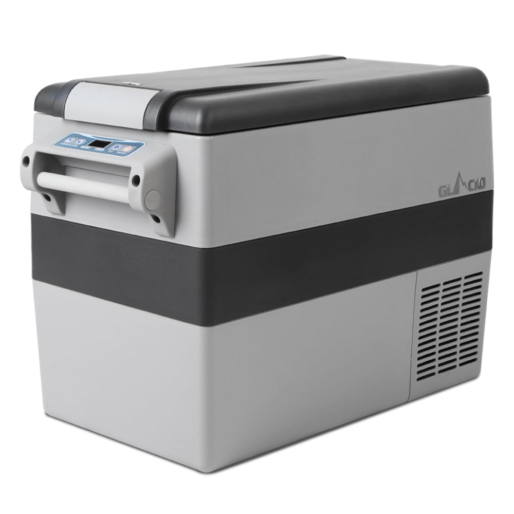 Glacio 45L Portable Cooler Fridge - Grey