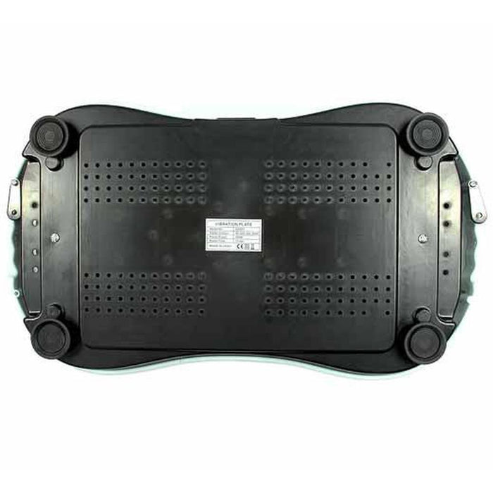 Black Vibration Machine Platform Plate Vibrating Power Shape Exercise Fitness-Eilison-ozdingo