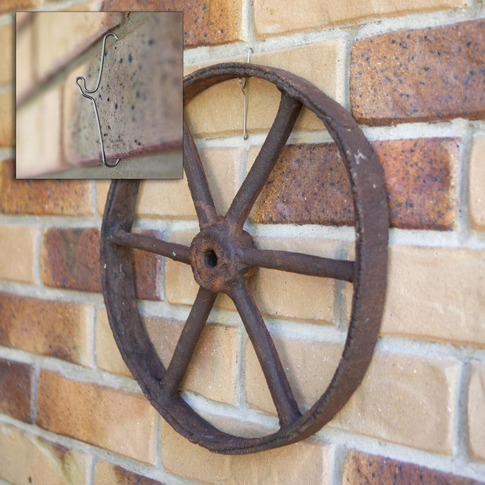 Brick Hook Hanger | DIY No Drilling Bric Crab™ Hanging Tool Bricks Wall-Bric Crab-ozdingo