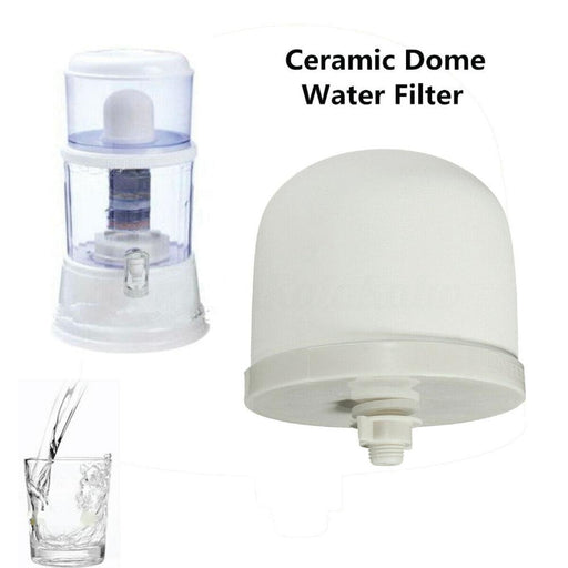 Ceramic Dome Filter Globe Replacement Cartridge For 8 Stage Benchtop Purifier-Water Purifier-ozdingo