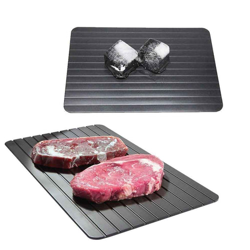 Defrost Express Defrosting Meat Tray | Miracle Aluminium Thawing Plate Board Mat, Defrost Express, Ninghai Marsun - ozdingo