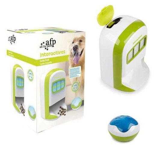 All For Paws Interactive Lucky Treat Croquettes Dog Cat Toy, Pet Toys & Supplies, All For Paws - ozdingo