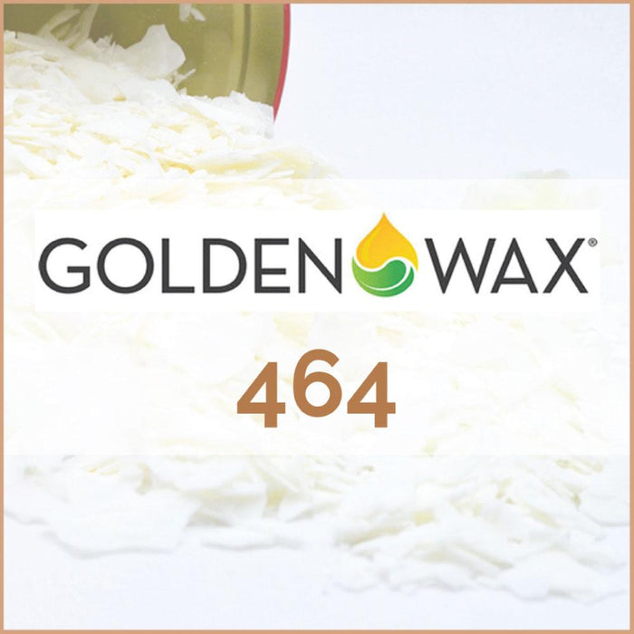 Golden 464 Soy Wax Flakes Bag 100% Pure Natural DIY Candle Container Melts Chips-Golden Wax-ozdingo