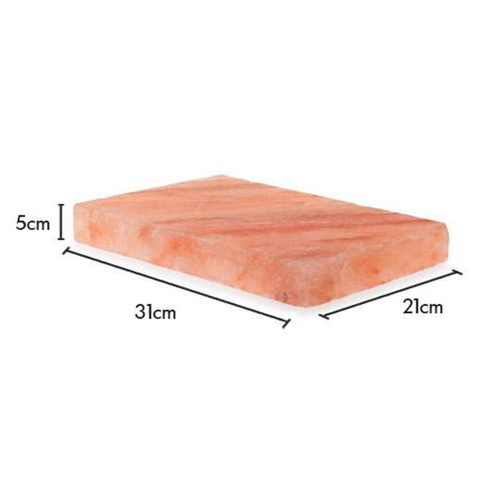 Himalayan Pink Salt Cooking Block Slab Tile Stone-Himalayan products-The Himalayan Salt Collective-ozdingo