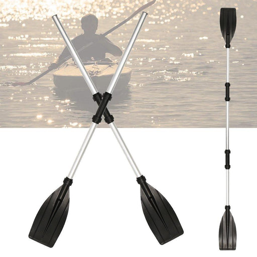 Kayak Canoe Raft Paddle - Re-Enforced Aluminium Alloy Lightweight-Sports-ozdingo