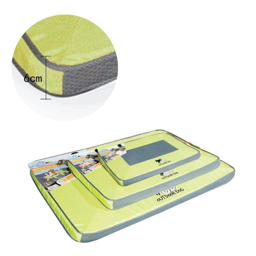 L Outdoor Dog Mat Quick Dry Green Pads Pet Cooling Outside Mattress All For Paws-All For Paws-ozdingo